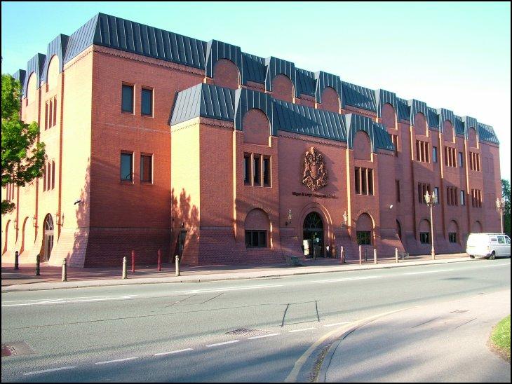 Wigan Magistrates Court