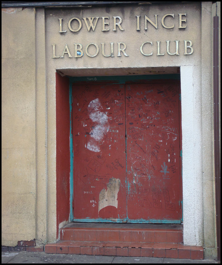 Lower Ince Labour Club