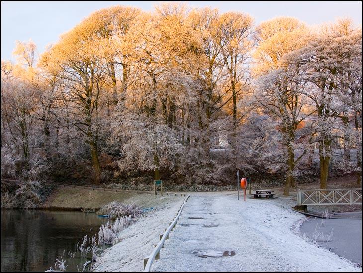 Worthington Reservoirs