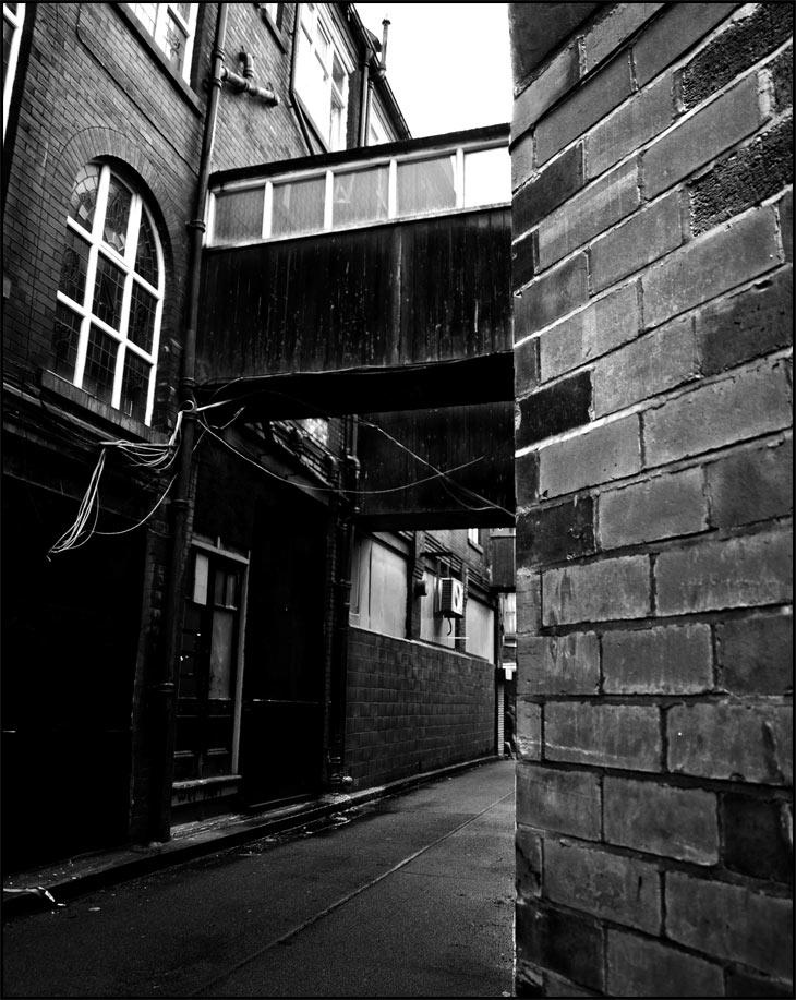 Wallgate Backstreet