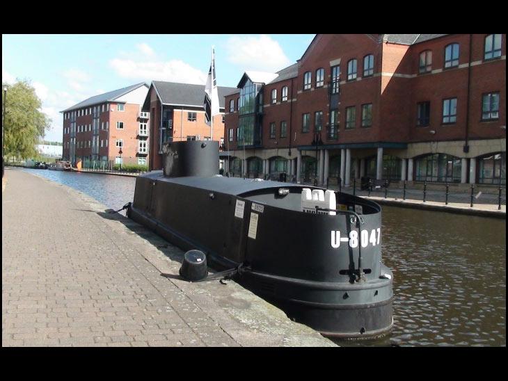 U Boat in Wigan