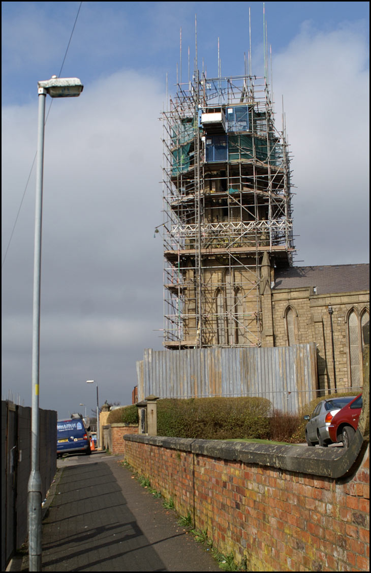 St Catharine's spire-less