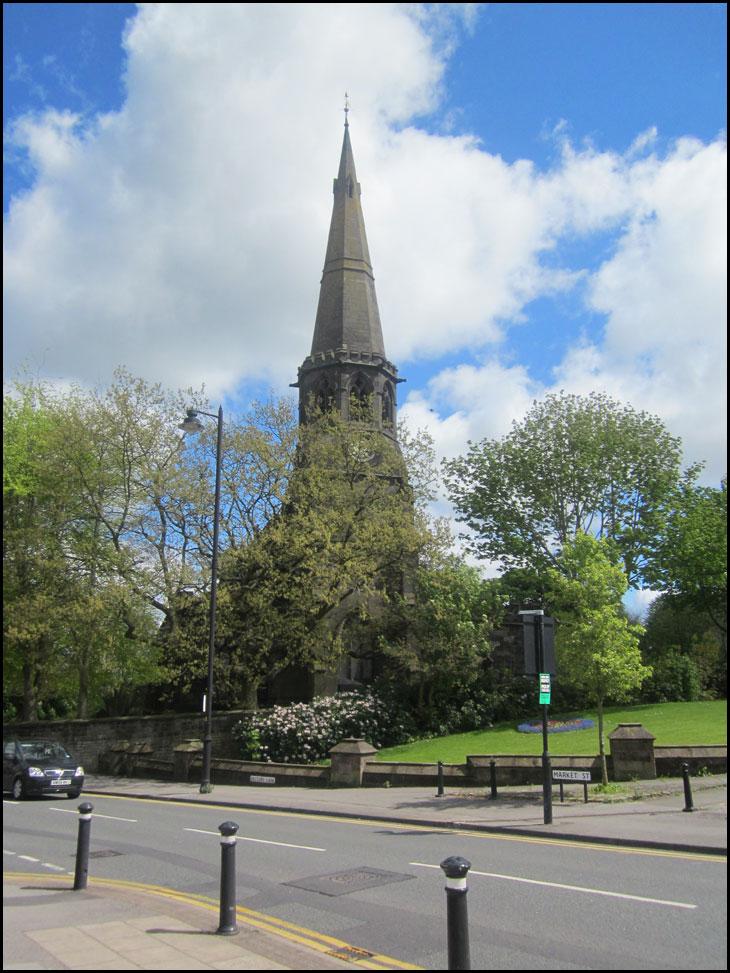 St Wilfrids, Standish