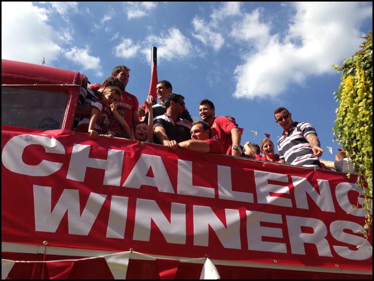 Challenge Cup winners
