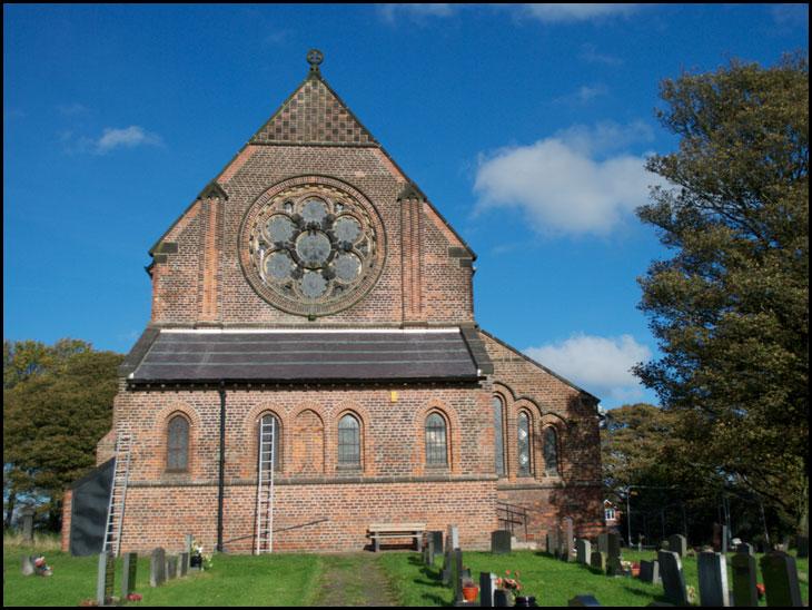 St Elizabeth's Parish Church, Aspull