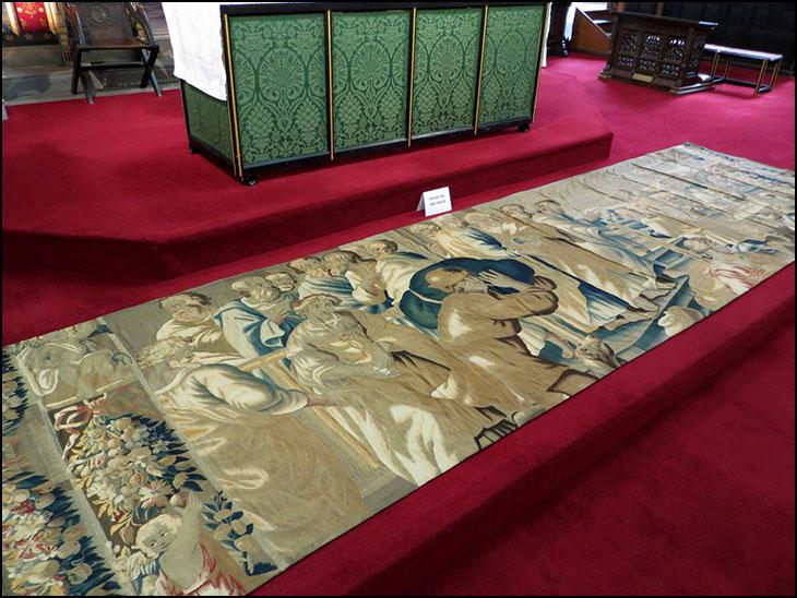 The Mortlake Tapestry