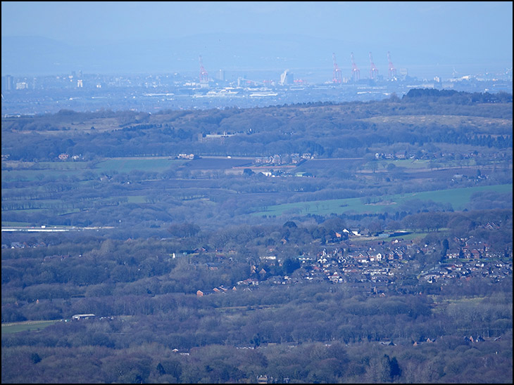 From Rivington Pike