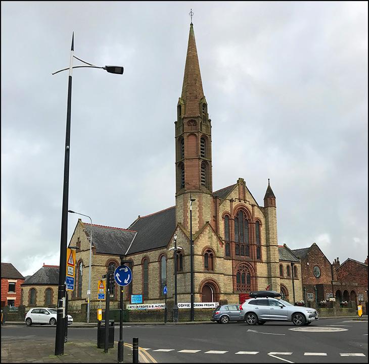 Saint John's Methodist Church