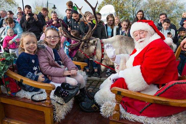 Santa's Christmas Parade
