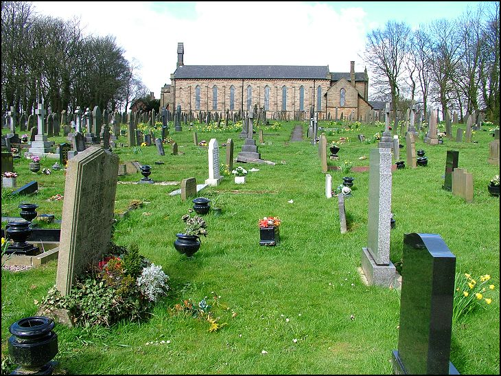 The Parish Church of St Davids, Haigh & Aspull.