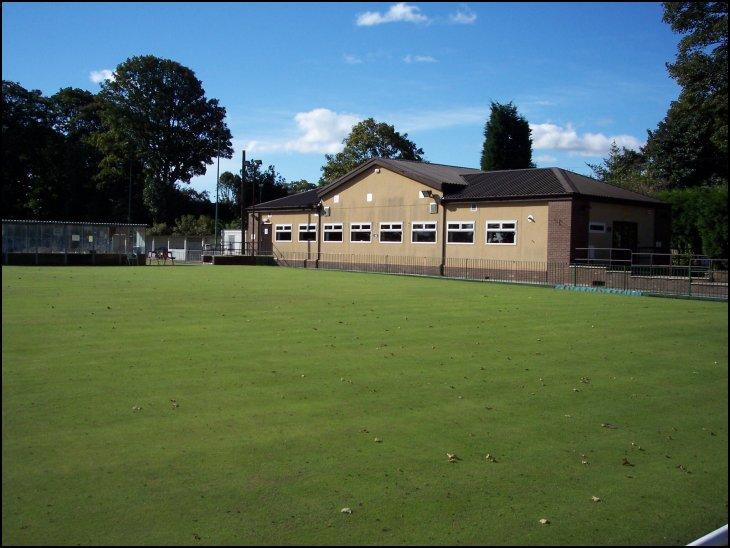 Garswood Hall Bowling Club