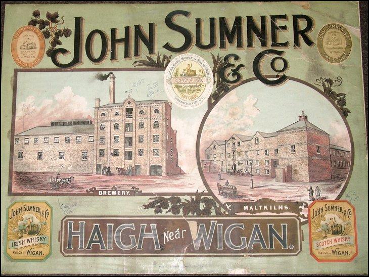 John Sumner & Co, Haigh