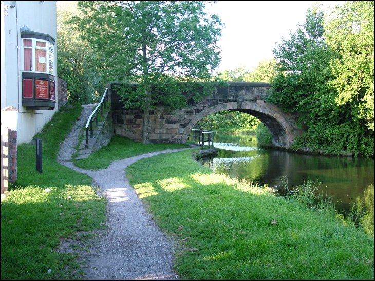 Cale Lane Canal Bridge