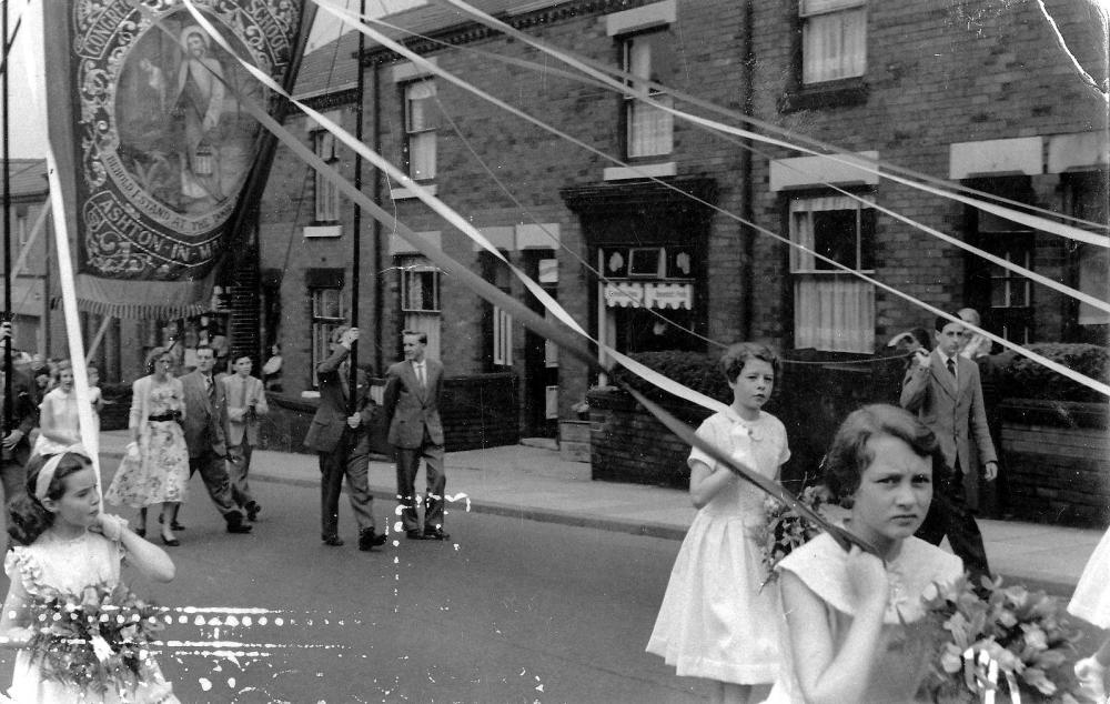 Walking Day  AinM About 1958