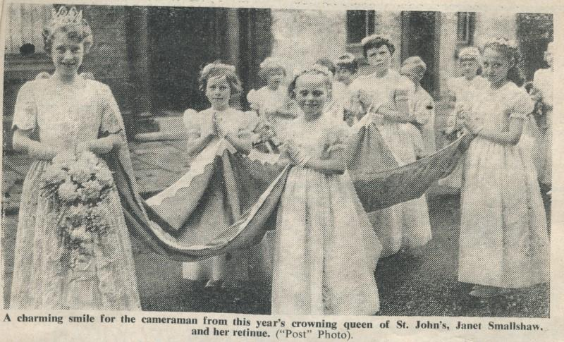 St Johns Walking day 1962   (1)