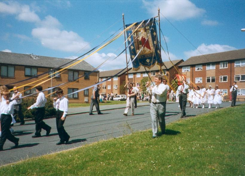 Confirmation Banner. June 1996.
