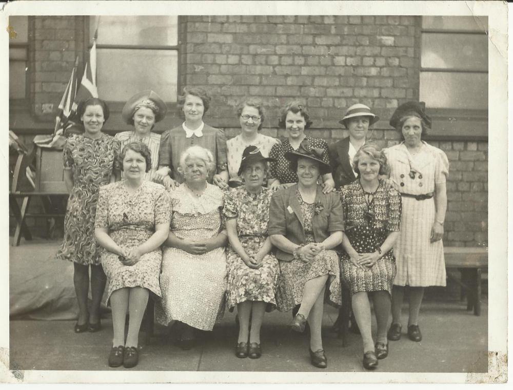 St. James Mission, Worsley Mesnes June 1943