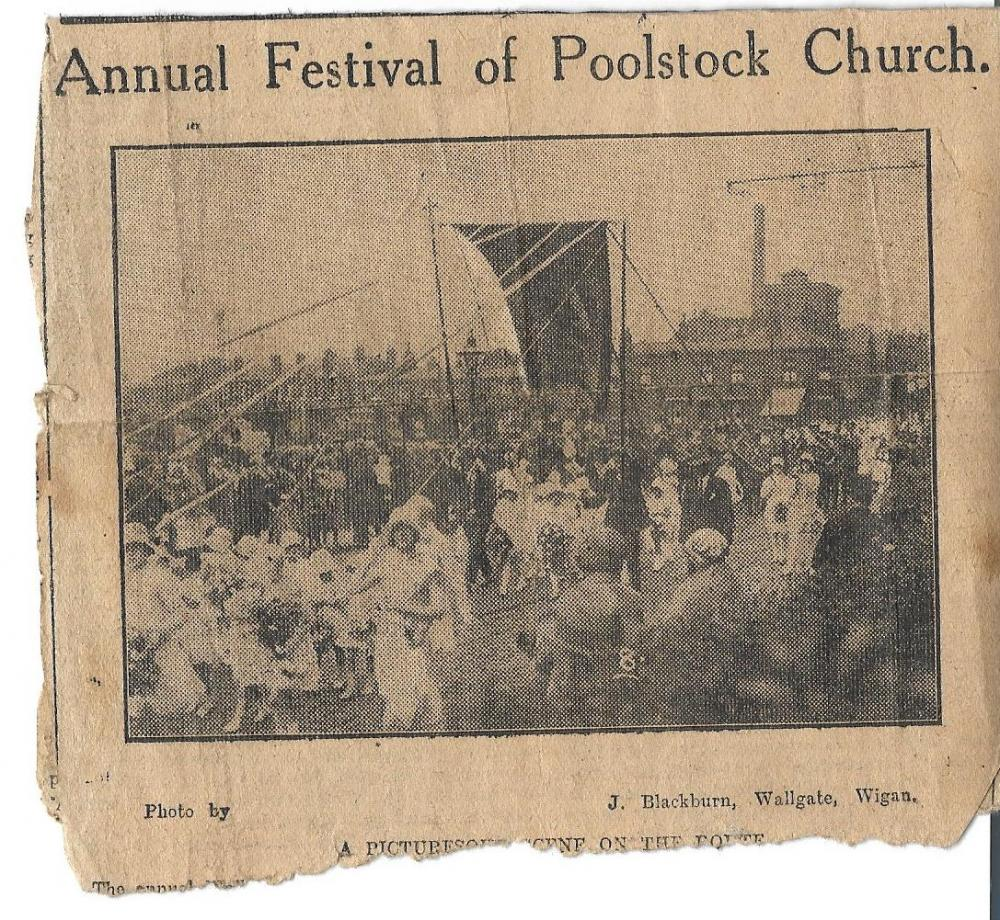 Annual Festival of Poolstock Church