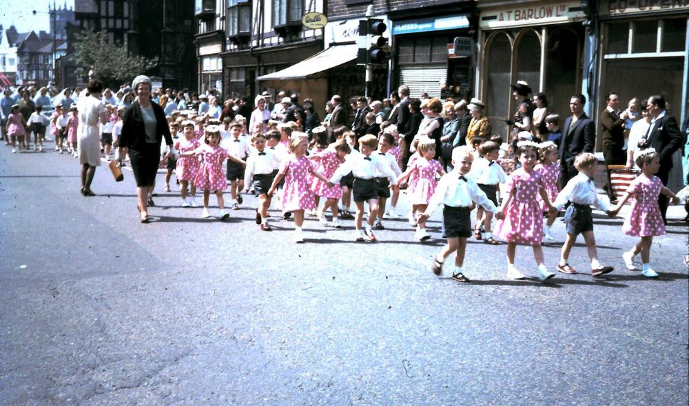 St Johns Whit  Monday 1966