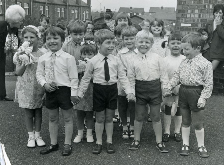 St Andrew's Walking Day, c1971.