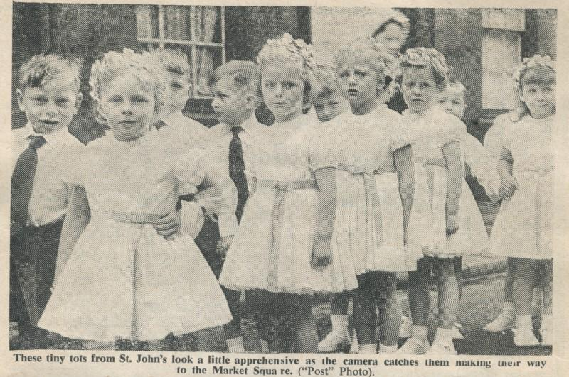 St Johns Walking day 1962   (2)
