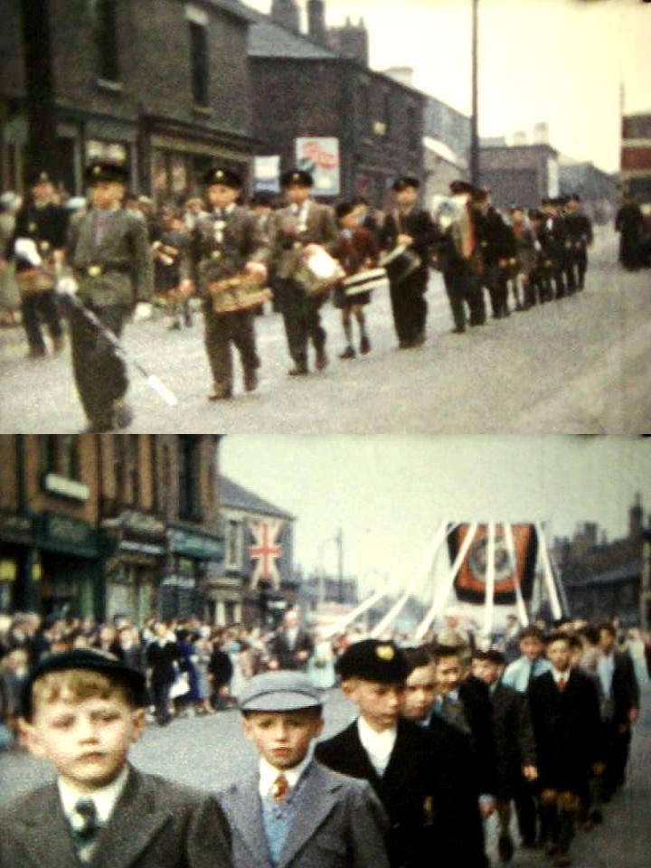 Ince Walking Day 1958