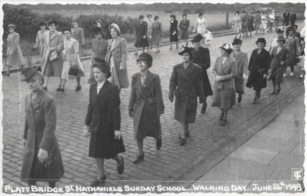 Walking Day 1948