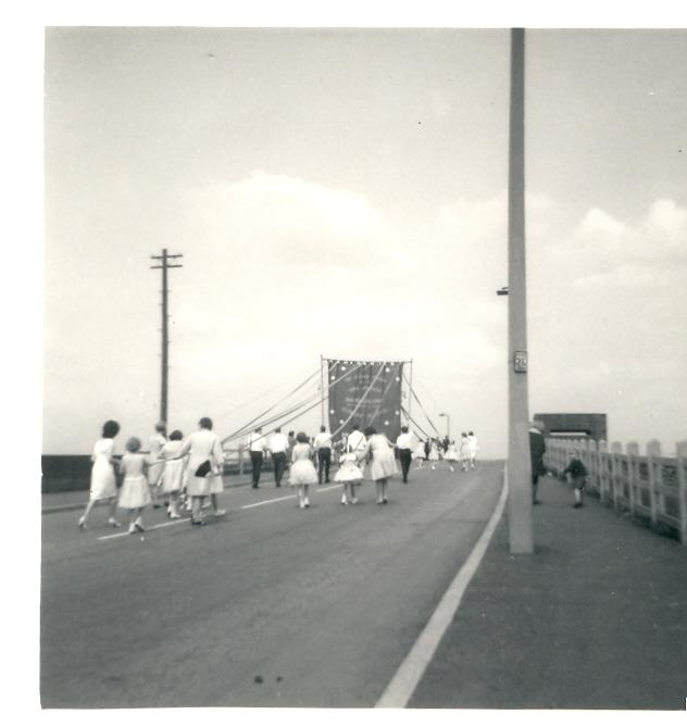 WALKING DAY ABOUT 1967