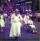 st marks walking day, early 80s