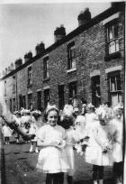 St Catherines Walking Day. Circa 1949/50