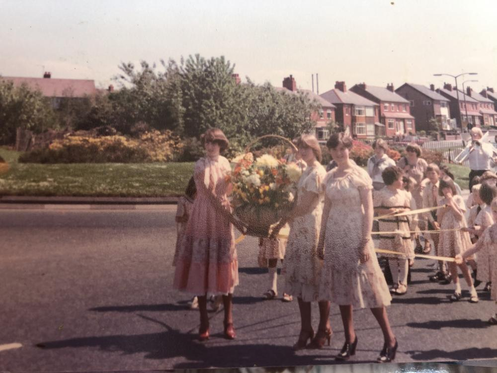 Goose Green Methodist anniversary early 80's