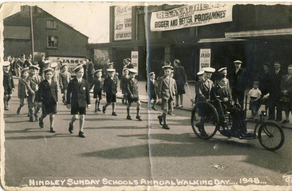 Hindley walking day 1948