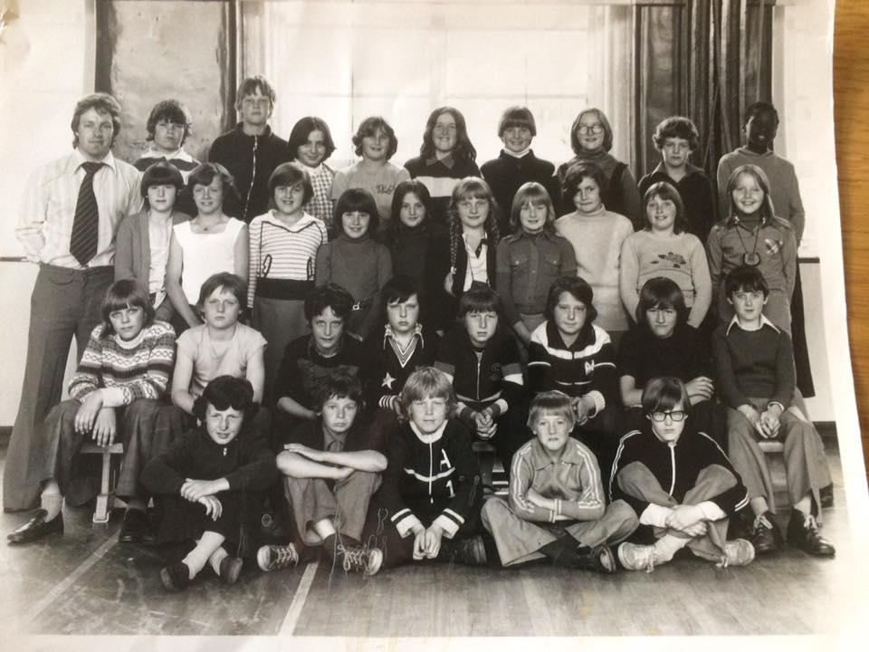 argyle school hindley class photo