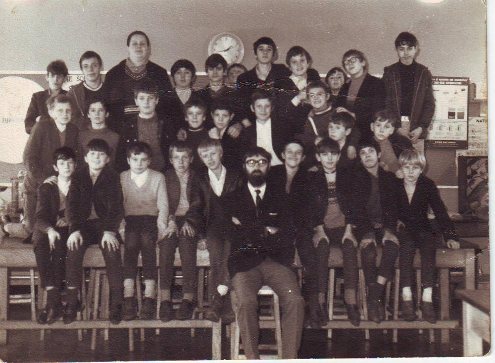 Class photo 1968-69 (I think)