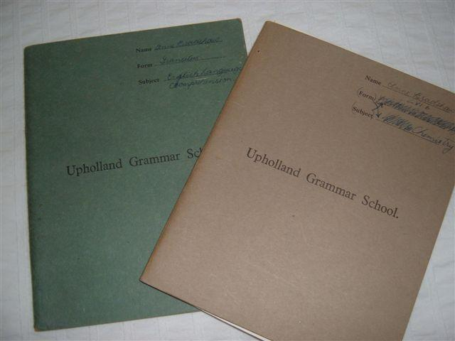 Upholland Grammar School Books