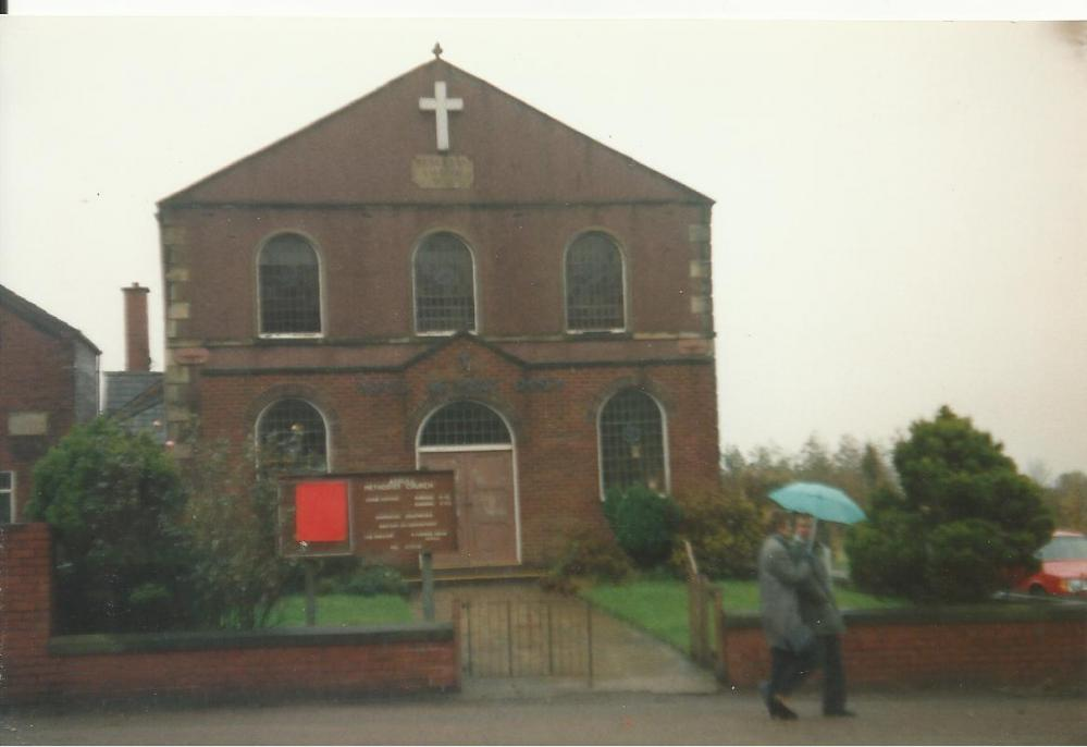 Aspull Methodist Chapel
