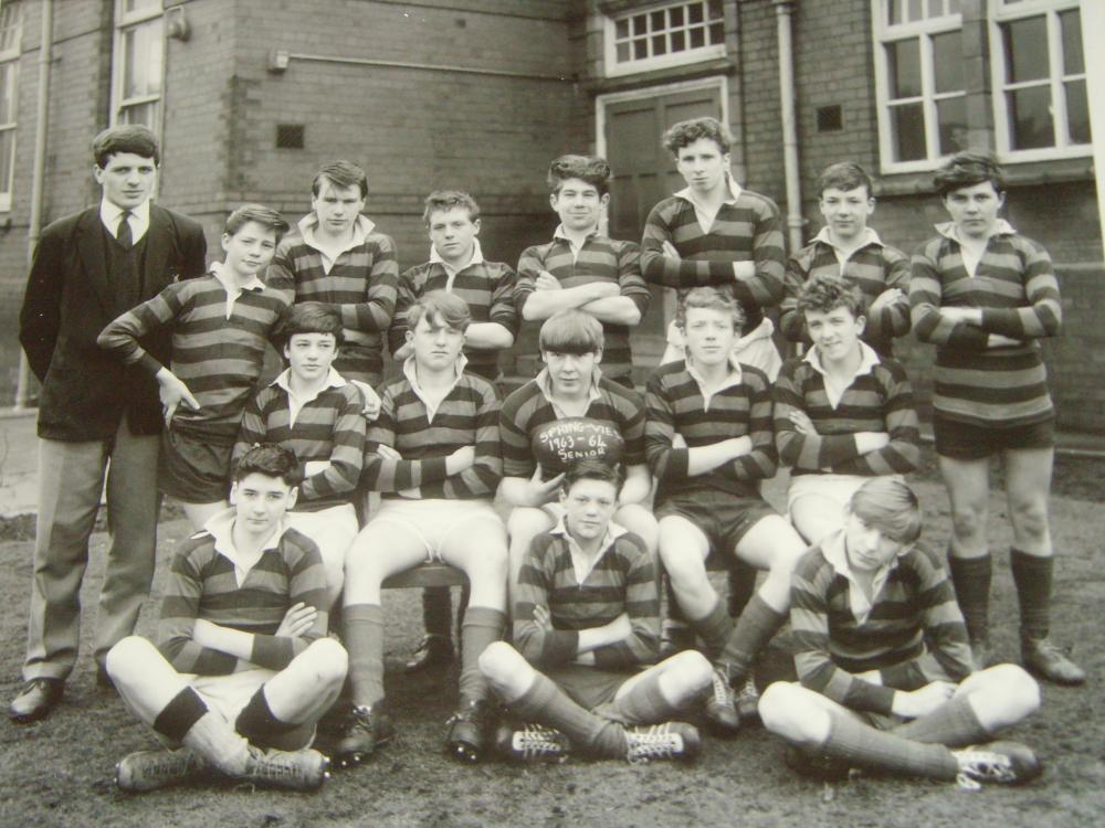1962ish  rugby team