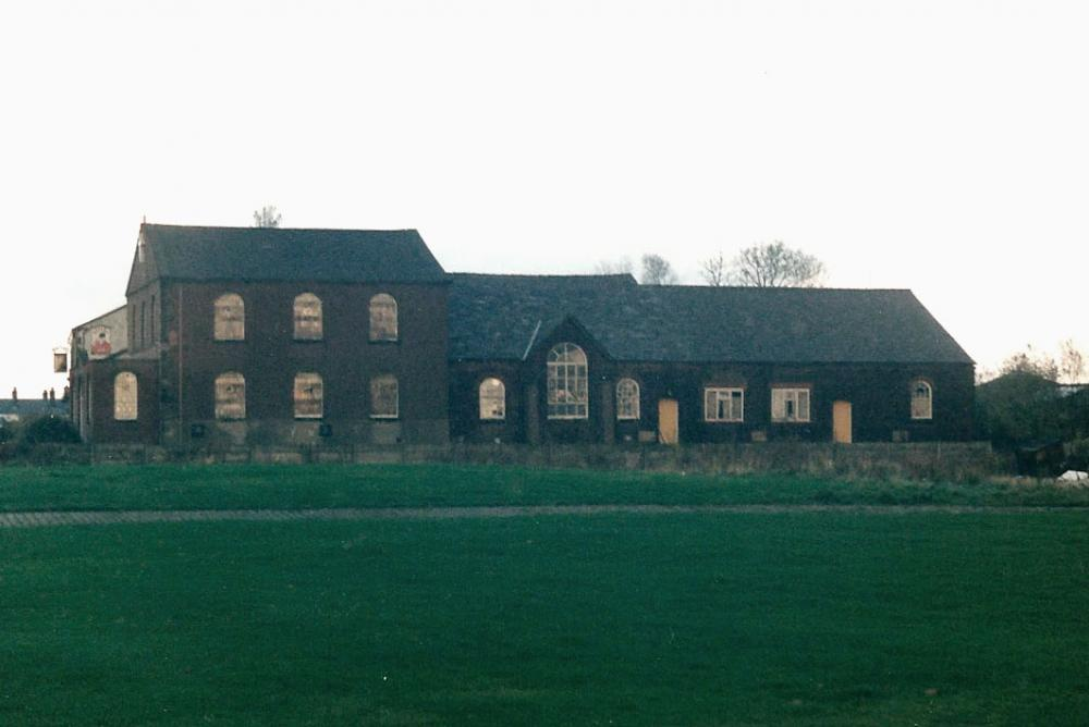 Aspull Methodist School