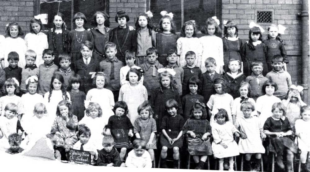 Spring View Infants 1924