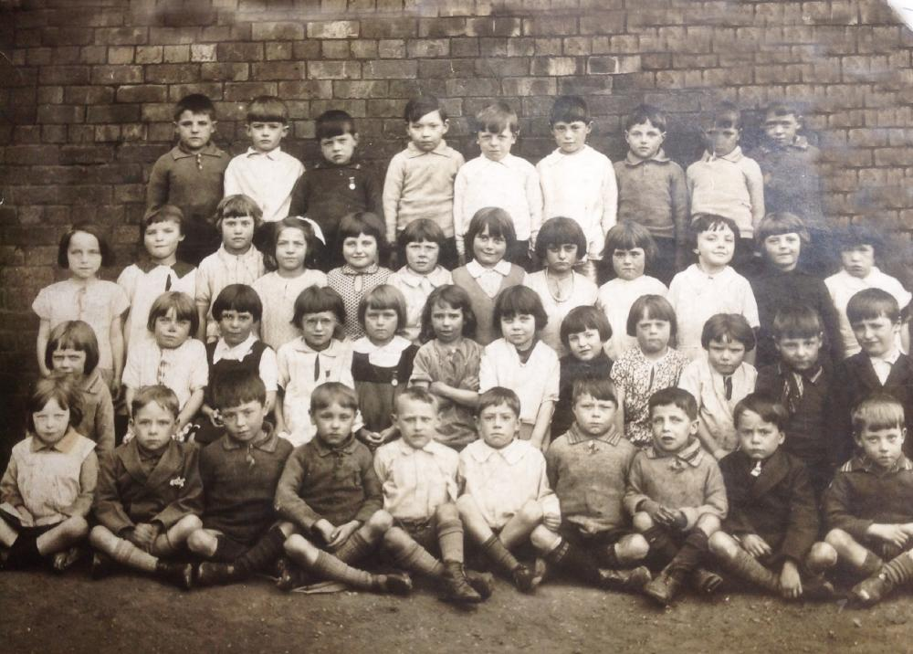 School photo 1930'ish
