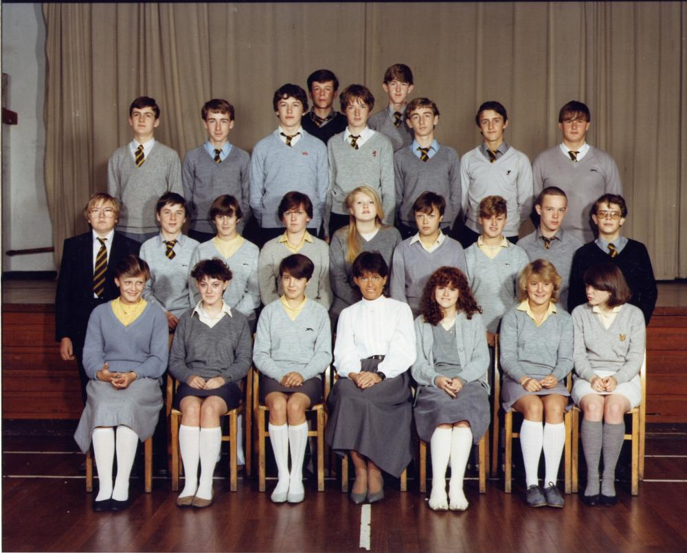 class of 85 i think