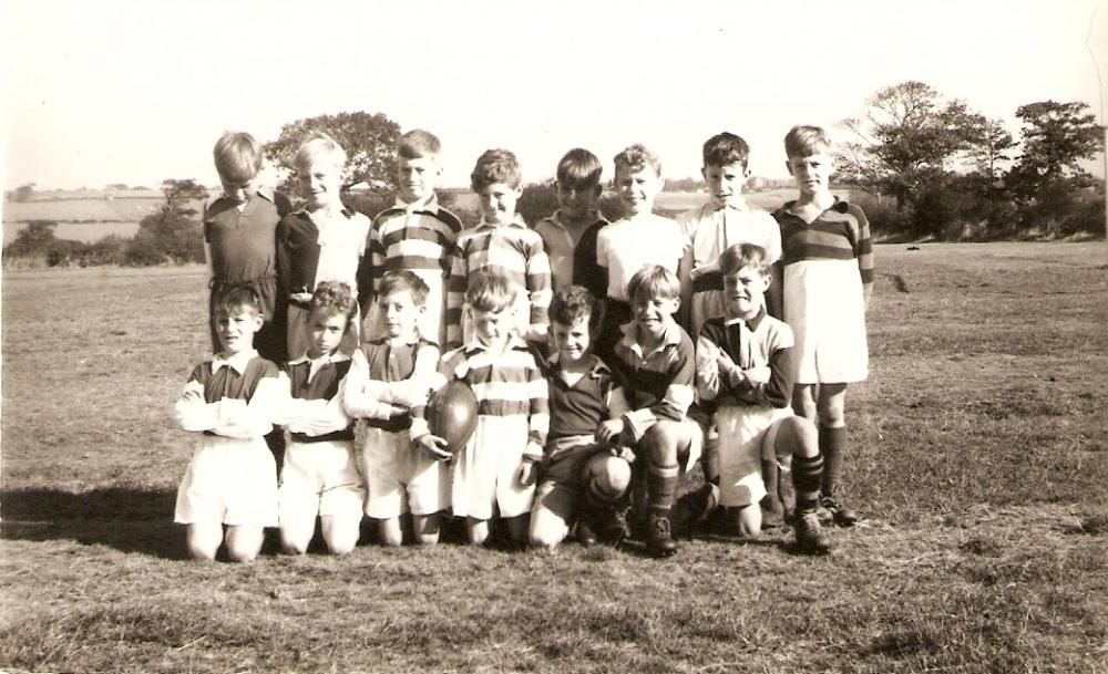 Shevington Junior School 1955 ?