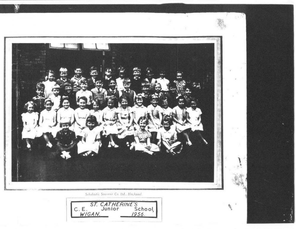 St Catharine's Junior 1956