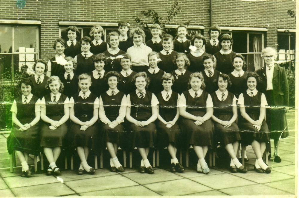 St Thomas More  approx   1955/56