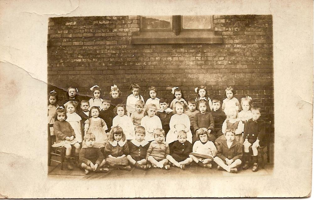 Warrington Lane Council School 1924