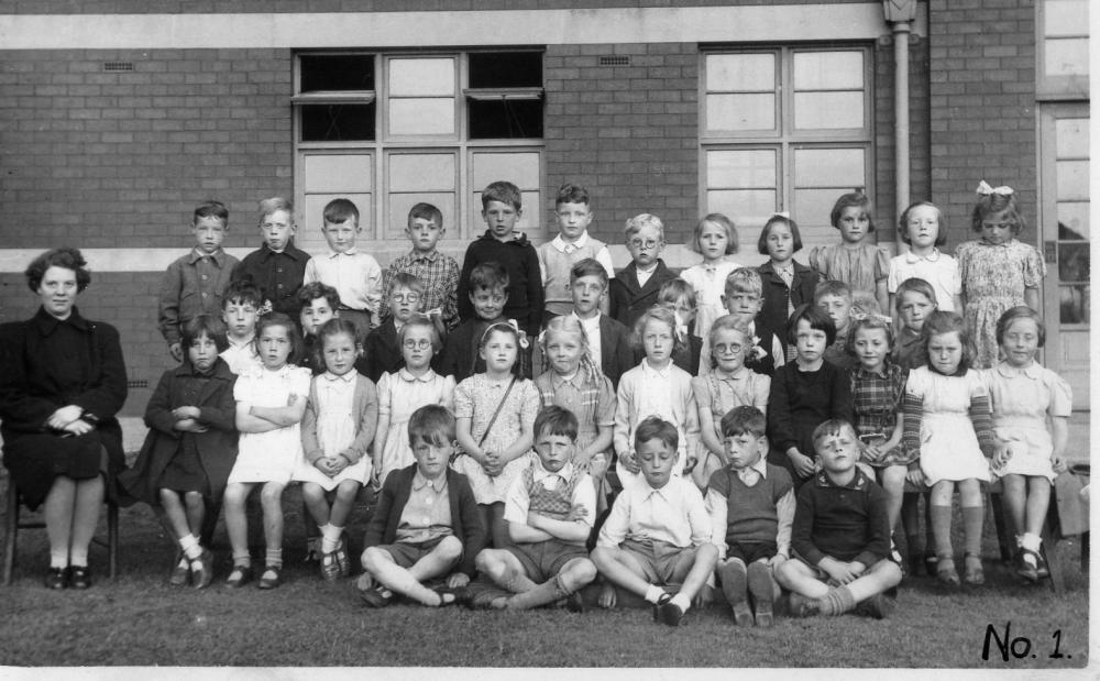 Beech Hill Primary School late 40s