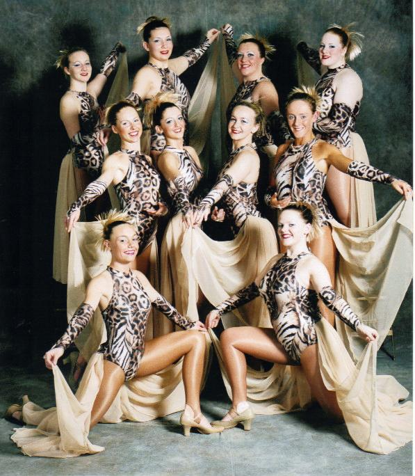 SENIOR  LYRICAL  TROUPE  SHOWTIME  2004