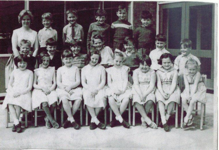 Marsh Green Infants (about 1959)