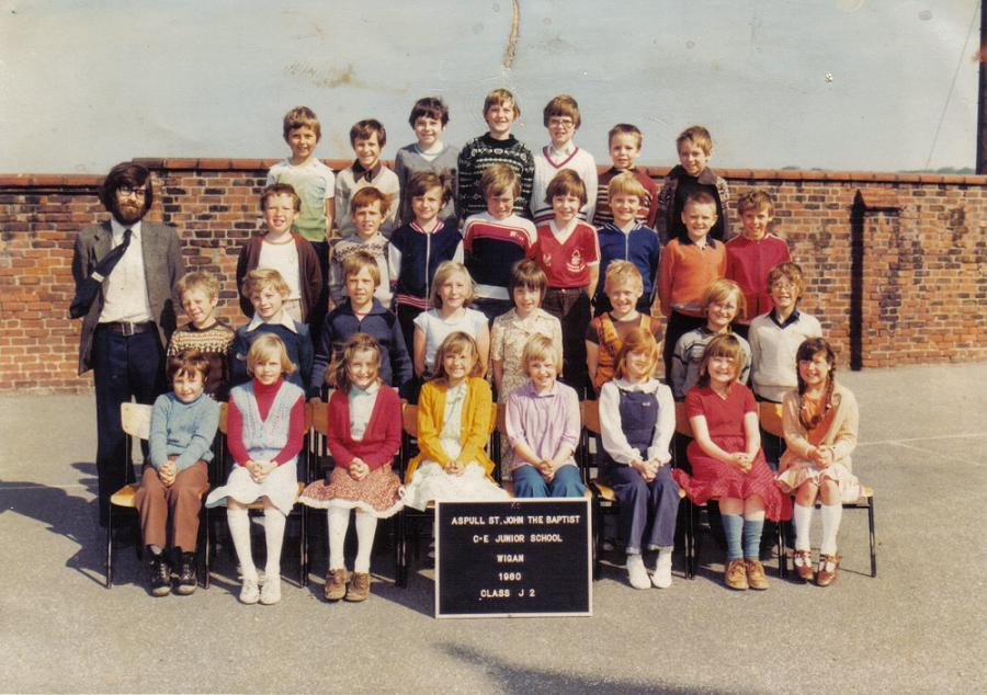 St John The Baptist photo, 1980.