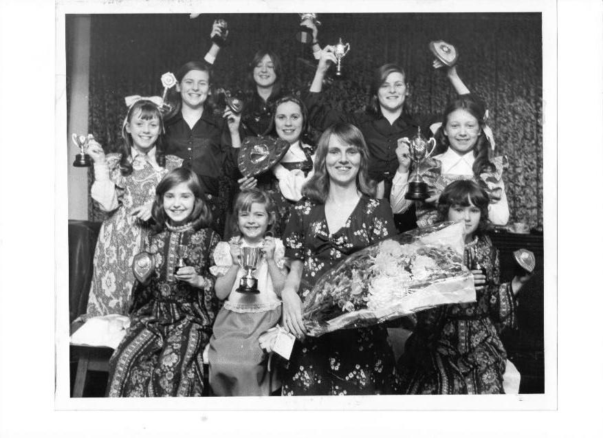ANNUAL  PRIZE GIVING  1974